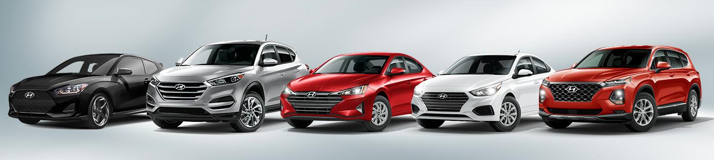 Hyundai Brand Header