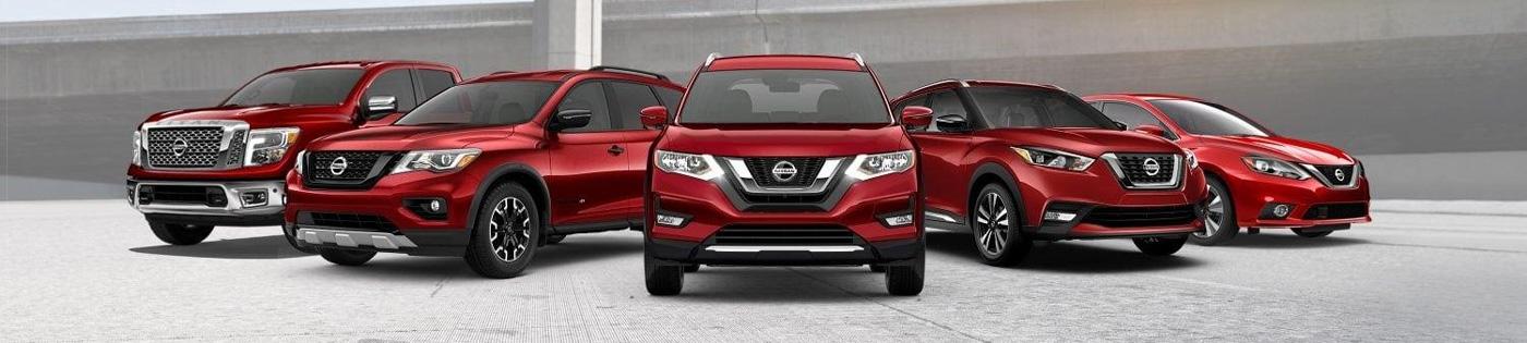 Nissan Brand Header