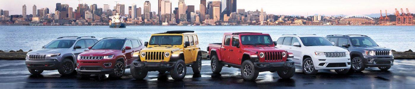 Jeep Brand Header