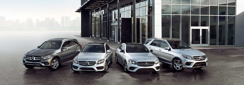 Mercedes-Benz Brand Header