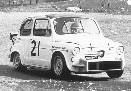 FIAT 50 Born Years