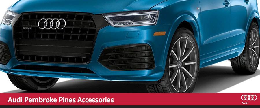 Genuine Audi Accessories in Pembroke Pines, FL