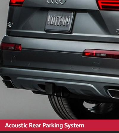 rear parking assist