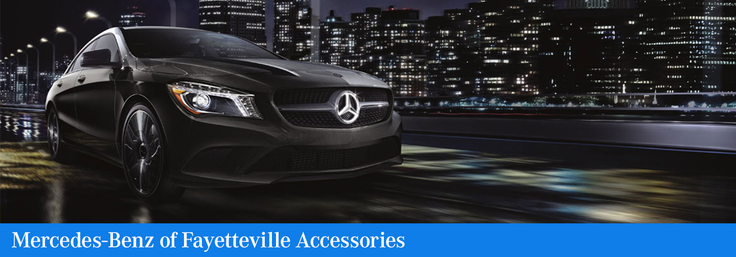Mercedes-Benz auto service repairs Fayetteville NC