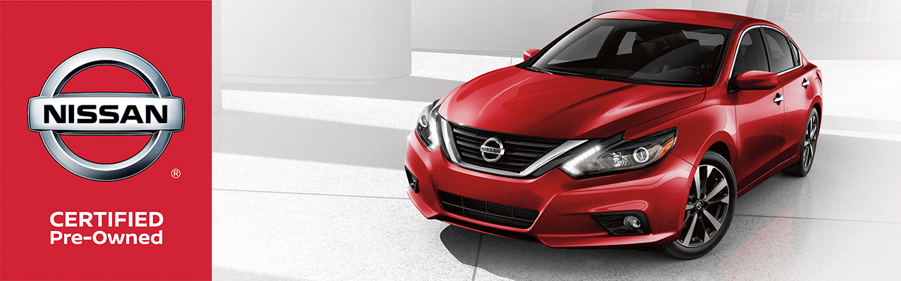 Nissan Certified Pre Owned >> Nissan Certified Pre Owned Benefits