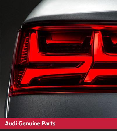 Audi Service Genuine Parts