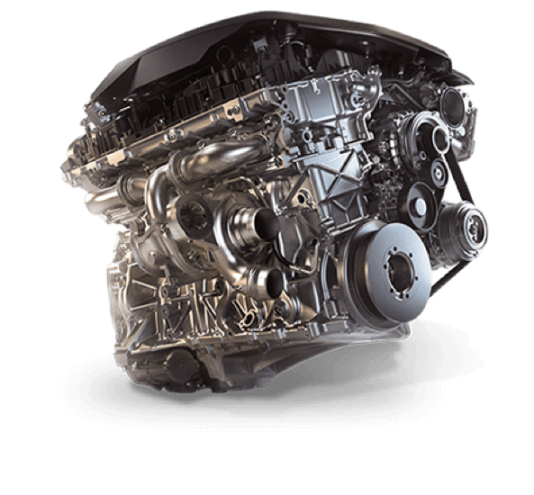 Generating 320 hp and 330 lb-ft of torque