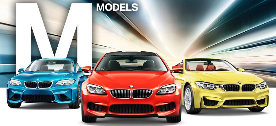 2017 BMW M-Models