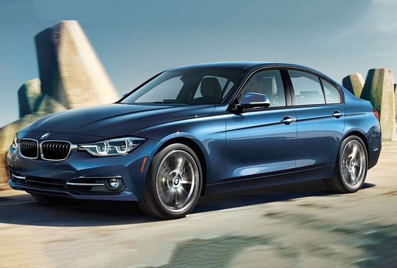 2018 Bmw 3 Series Sedan In Fort Lauderdale Fl Serving