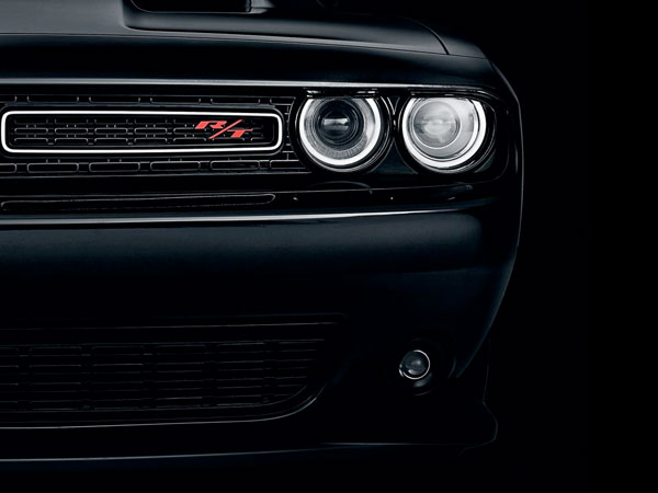2017 Dodge Challenger FEROCIOUS BY DESIGN