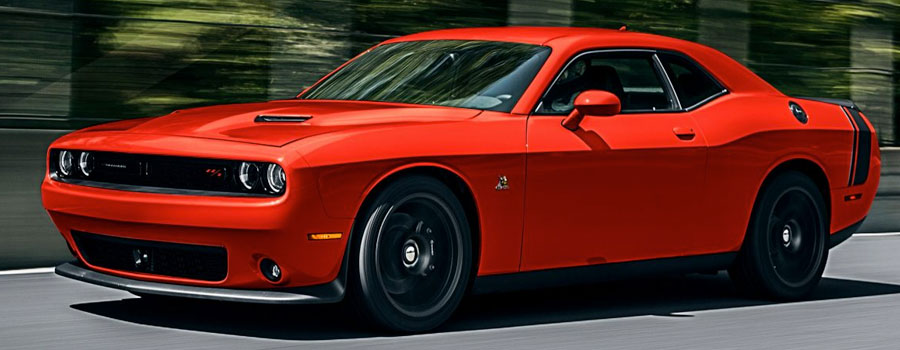 2017 Dodge Challenger EIGHT-SPEED AUTOMATIC TRANSMISSION