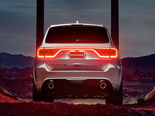 2017 Dodge Durango HIT THE BRAKES ON MEDIOCRITY