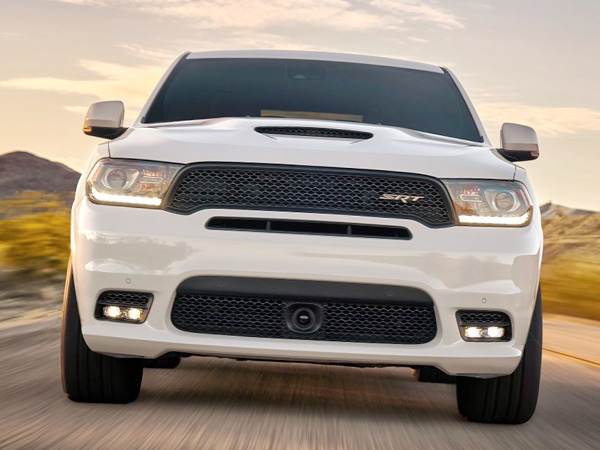 2017 Dodge Durango 7,400 POUNDS STRONG