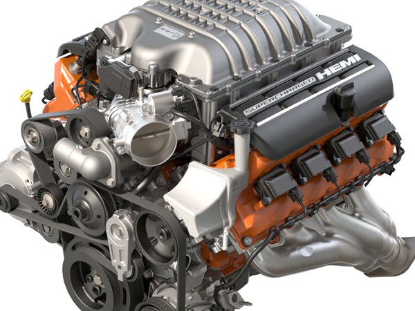2017 Dodge Charger VARIABLE VALVE TIMING