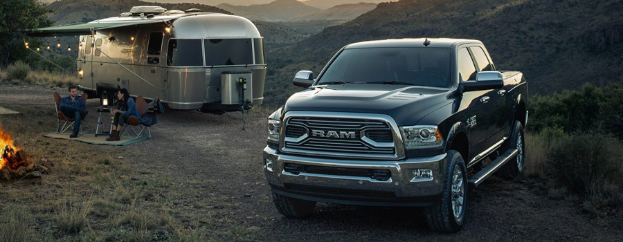 2017-Ram-3500 AVAILABLE FIFTH-WHEEL/GOOSENECK PREP PACKAGE