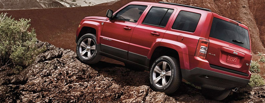 2017 Jeep Patriot Freedom Drive I™