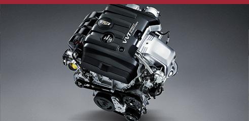 2016 Cadillac ADVANCED ENGINES