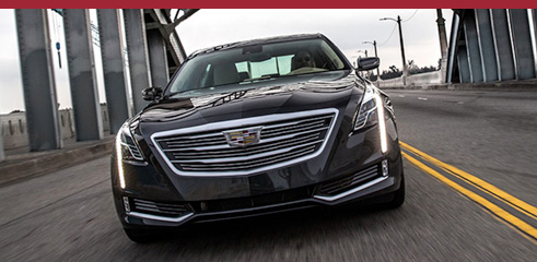 2016 Cadillac REFINED FROM EVERY ANGLE