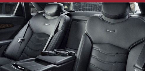 2016 Cadillac EXTENDED COMFORT SEATS