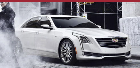 2016 Cadillac PEACE OF MIND AT EVERY MILE