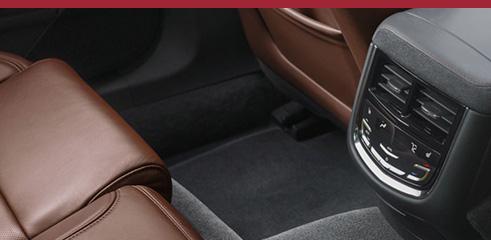 2016 Cadillac TRI-ZONE CLIMATE CONTROL