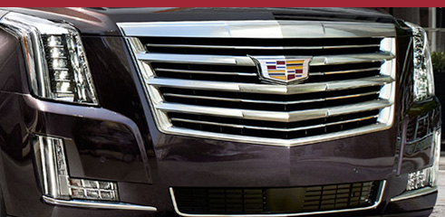 2016 Cadillac ADVANCED FORWARD LIGHTING