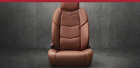 2016 Cadillac SAFETY ALERT SEAT