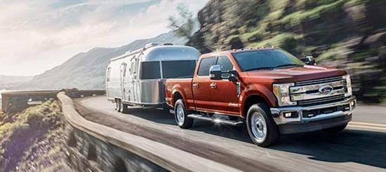 2017 Super Duty 2 Truck Passenger Wagon Seating