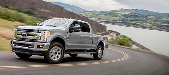2017 Super Duty 2 Truck 6-Speed Automatic Overdrive with SelectShift