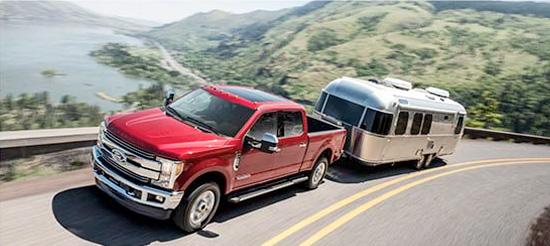 2017 Super Duty 2 Truck Modern Interior