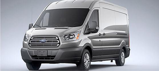 2017 Ford Transit Cargo Door Configurations