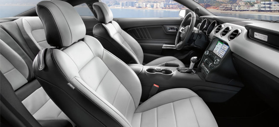 2017 Mustang Exterior Design