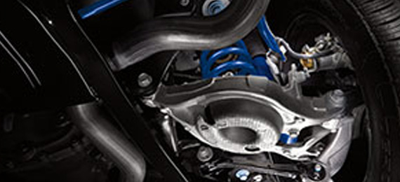 2017 Mustang MagneRide® Damping System