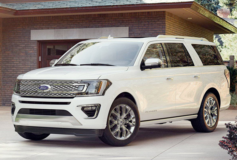 Performance Ford Lincoln >> 2018 Ford Expedition in Pompano Beach, FL, Serving Deptford & Mantu