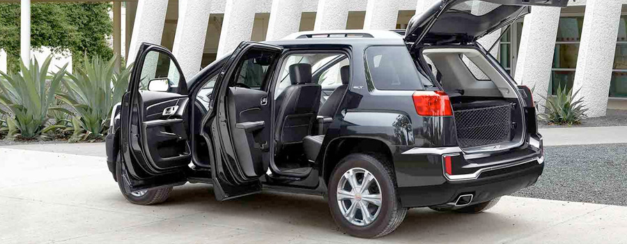 2017-GMC-Terrain-perfect combination of styling