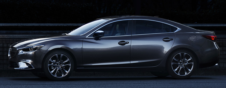 2017 Mazda6 STYLE WITH SUBSTANCE
