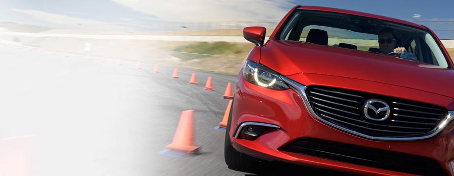 2017 Mazda6 DESIGNED TO TURN HEADS. ENGINEERED TO CHANGE MINDS