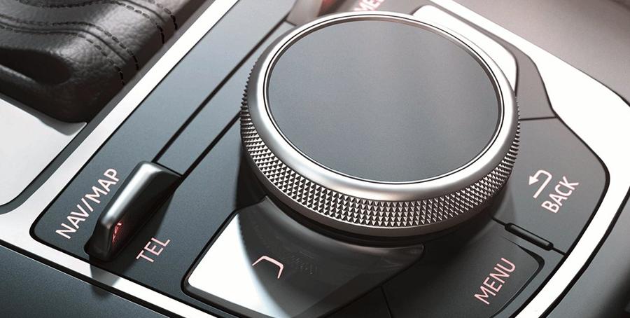 2017 Audi A3 Cabriolet MMI® navigation plus