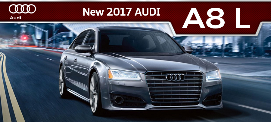 2017 Audi A8 L in Morton Grove, IL