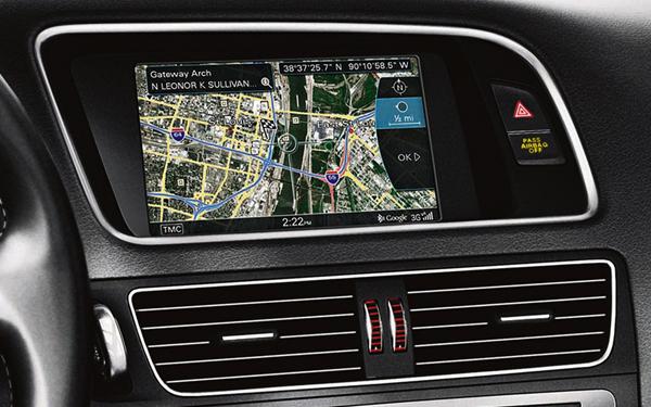 2017 Audi Q5 Crossover Audi pre sense Audi smartphone interface