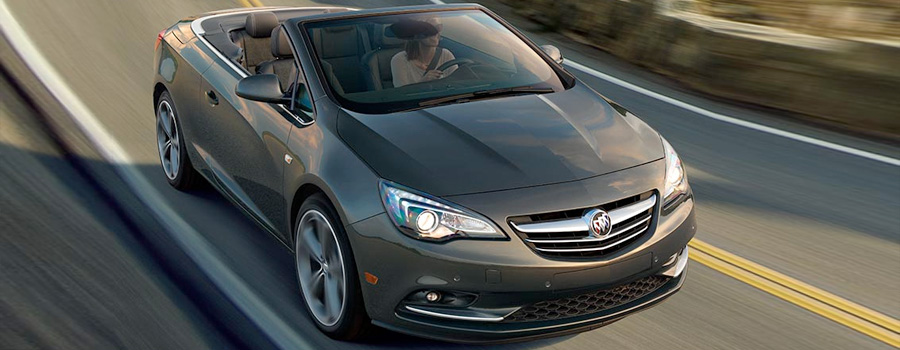2017-Buick-Cascada Convertible WHEEL OPTIONS