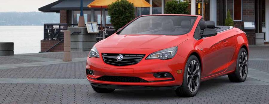 2017-Buick-Cascada Convertible