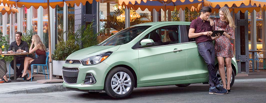 2017-chevrolet-Spark Big Connections