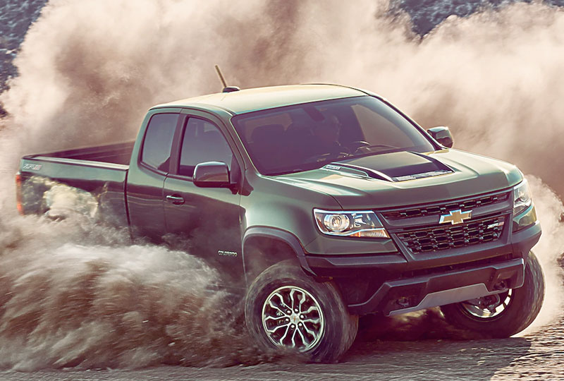 Roger Dean Chevy >> 2018 Chevrolet Colorado in Easley, SC, Serving Greenville