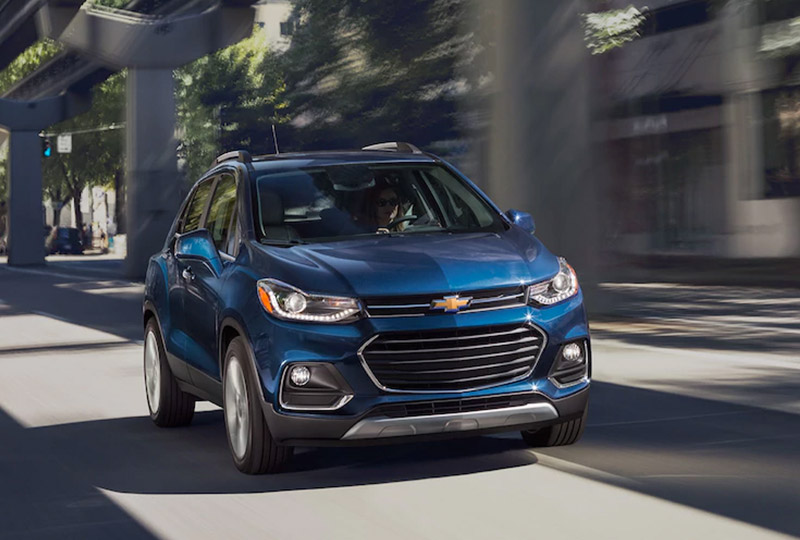 Roger Dean Chevy >> 2018 Chevrolet Trax in Cape Coral, FL, Serving Fort Myers, Pine Island, North Ft. Myers, Punta ...