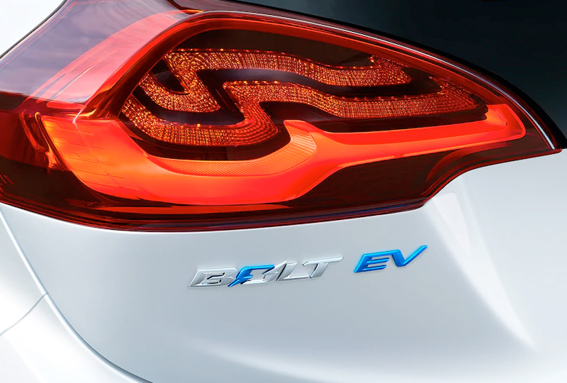 2019 Chevy Bolt EV Technology