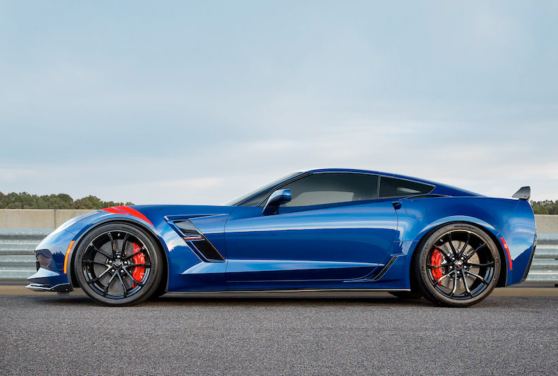 2019 Chevrolet Corvette Grand Sport in Easley, SC, Serving ...