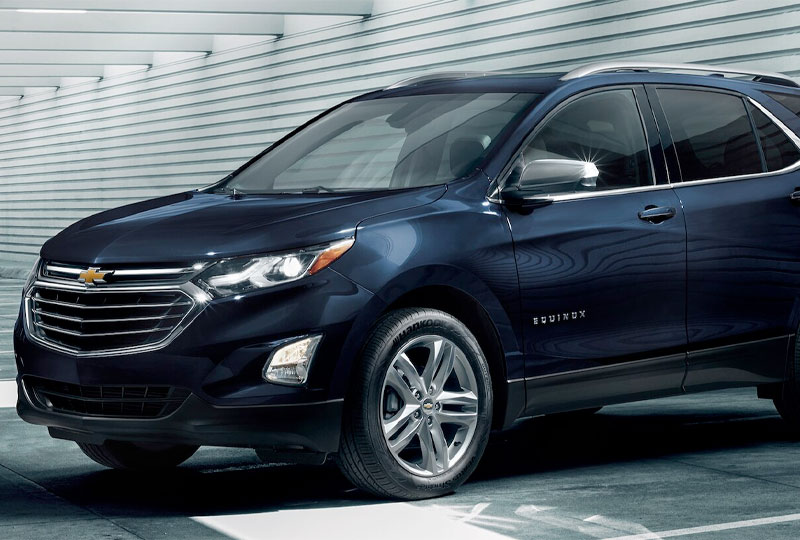 2020 Chevy Equinox Design