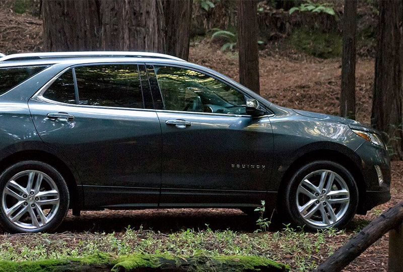 2020 Chevy Equinox Performance