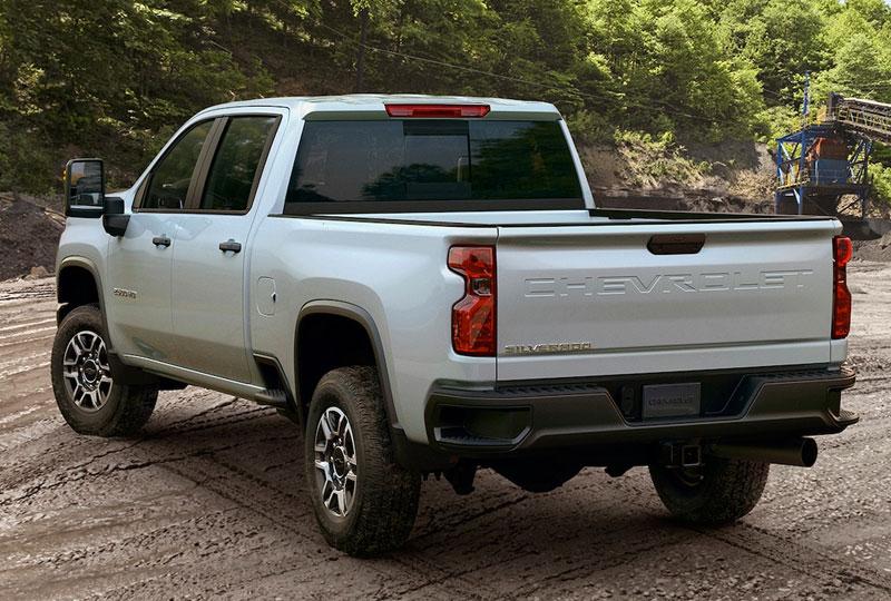 Parks Motors Augusta Ks >> 2020 Chevrolet Silverado HD Coming Soon to Augusta, KS, Close to Wichita & Derby
